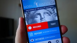 Use These Apps To Document Police Brutality