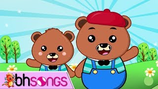 Animal Baby & Nursery Rhymes Songs | Kids Songs Colection | Songs for Children HD