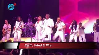 North Sea Jazz 2018 met Nile Rodgers & Earth, Wind & Fire (15 juli 2018)