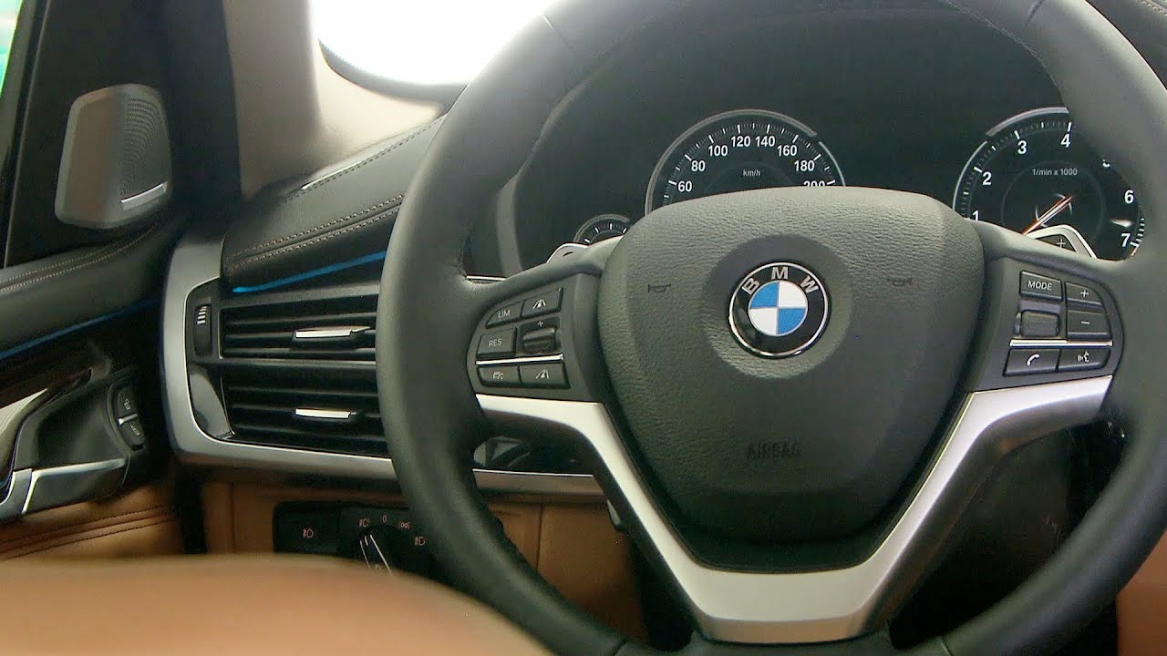 2015 Bmw X6 Interior Youtube
