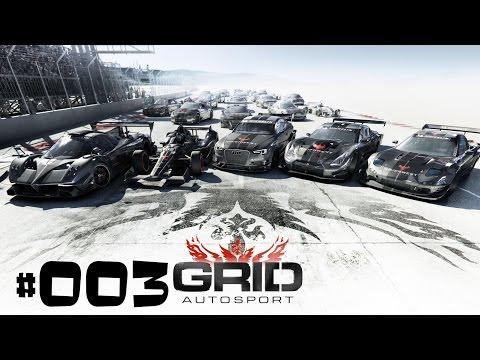 Let's Play Grid Autosport #003[GERMAN|HD+] Zurück in alte Autos & Foto-Finish!