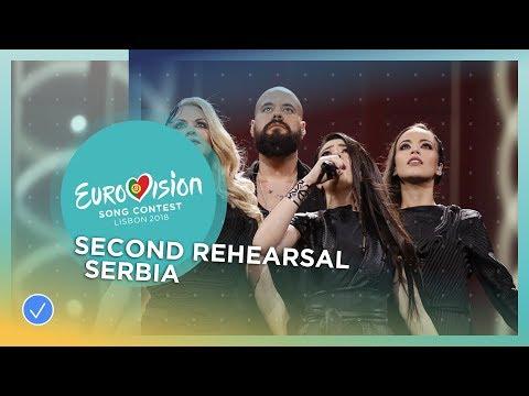 Sanja Ilić & Balkanika - Nova Deca - Exclusive Rehearsal Clip - Serbia - Eurovision 2018