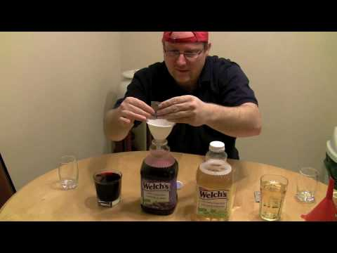 How to make homemade wine the redneck way