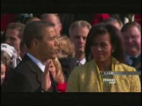 PRESIDENT BARACK OBAMA Inaugurated Obama makes history.