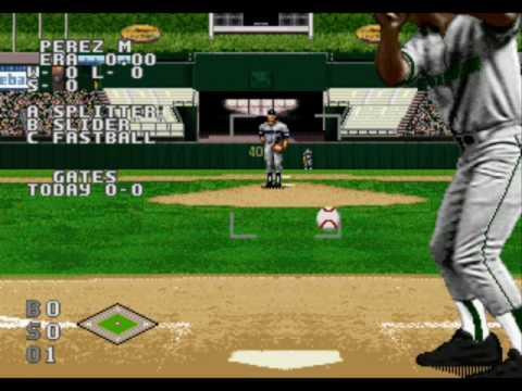 Sega 32X - World Series Baseball 95 (1995)