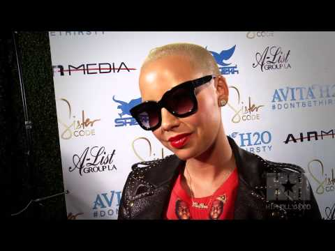 Exclusive: Amber Rose Opens Up About Divorce: