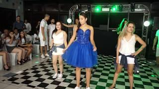 Abertura pista de dança - Letícia 15 anos