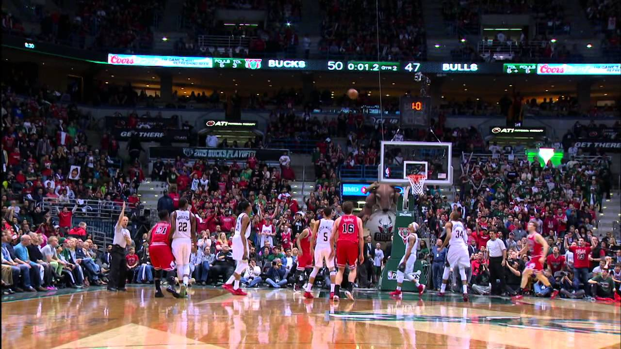 Jimmy Butler Banks In Tough Three Just Before the Buzzer