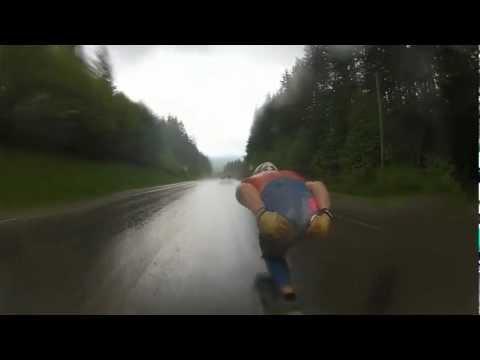 Semi Finals Mt Wash DH Race 2012