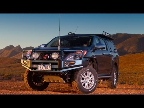 thumbnail of ARB Mazda BT-50 Accessories