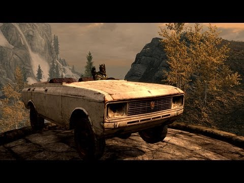 Top 5 Skyrim Mods of the Week - OH! MY CAR