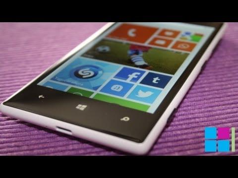 Análisis Nokia Lumia 720