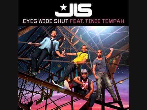 JLS - Eyes Wide Shut (ft. Tinie Tempah) with Lyrics[HQ]