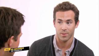 "MAX 60 Seconds: Ryan Reynolds - ""The Change Up"" (Cinemax)"