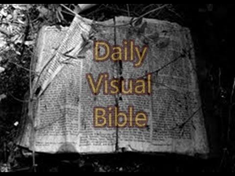 Daily Visual Bible: Genesis 5: The Adam's Family Tree