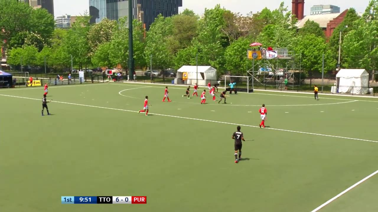 TTO 7-0 PUR Marcano dribbles with great pace and crashes it into the bottom corner #JrPanam2016