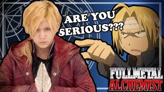 How NOT to Adapt a Manga or Comic (ft. Fullmetal Alchemist)