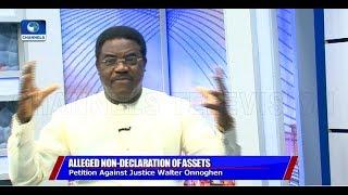 Lawyers, PDP's Ologbondiyan Debate Over CCB's Move To Arraign CJN Onnoghen Pt.2  Sunday Politics 