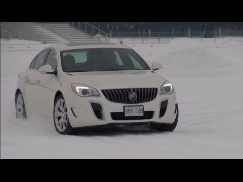 2014 Buick Regal GS AWD System: More than Everything You Ever Wanted to Know