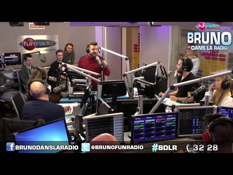 Le best of en images de Bruno dans la radio (28/01/2015)