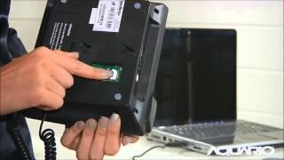 Video do Telefone Celular Rural Aquario 900MHz e 800MHz
