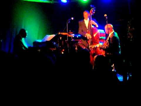 Ron Carter&Golden Striker Trio at the theaterstuebchen
