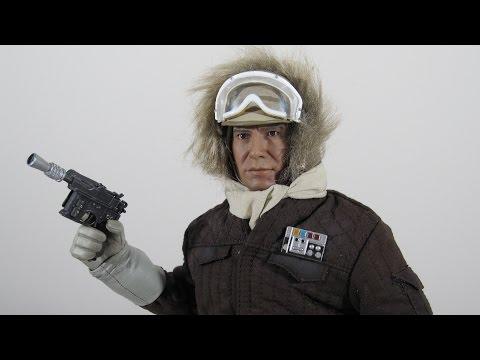 Sideshow Collectibles Captain Han Solo Hoth Exclusive