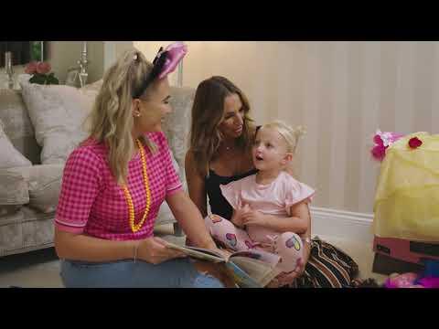 Billie Faiers discusses the importance of grandparents