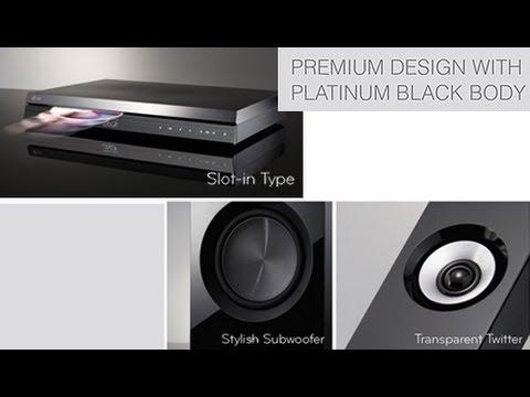 Lg bh7420p 5 1 3d blu ray home cinema system ᴴᴰ