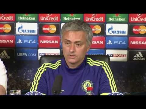 Manager's Press Conference: Schalke (H) UCL 1…