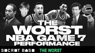 The Worst Choke Job In NBA History   1994 Game Seven Knicks vs Rockets