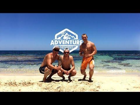 Work and Travel | Backpacking AUSTRALIA - Road Trip  | Bali & Phuket | GoPro