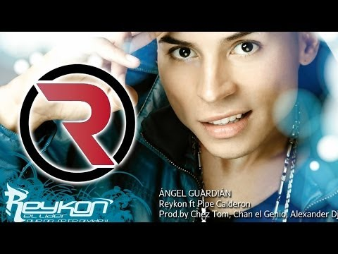 �ngel Guardi�n - Reykon Feat. Pipe Calder�n [Discograf�a 2010] �