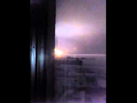 Escanaba power plant explosion