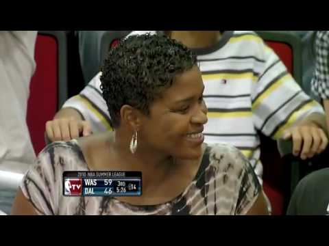 Courtside: Pam McGee Video