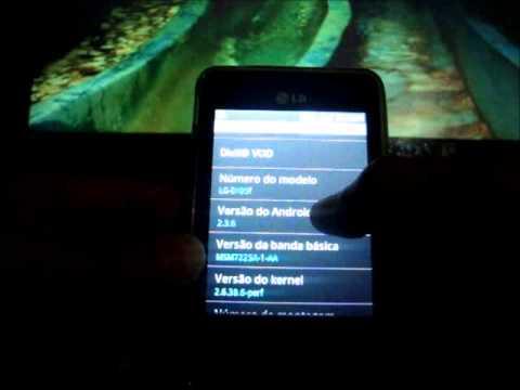 mensagem subliminar do android