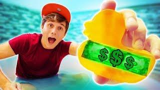 I GOT $50 IN MY MONEY SOAP