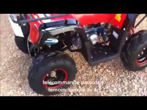 quad enfant  110 125 hummer