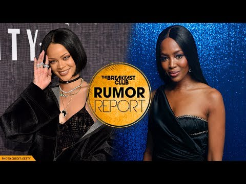 Rihanna And Naomi Campbell Feud Over New Boyfriend Hassan Jameel