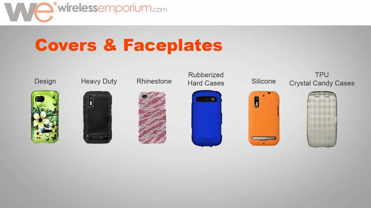 Cell Phone Cases: What are the different types of phone ...
