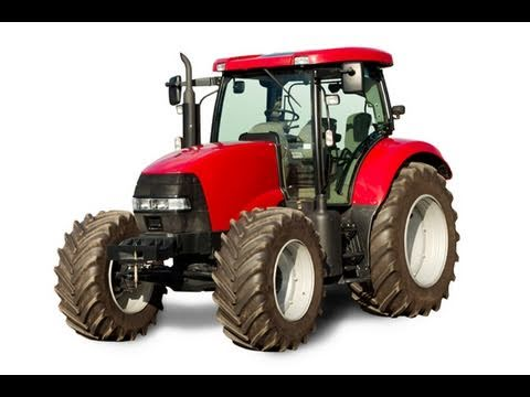 Tractors Farm Machines Work Preview