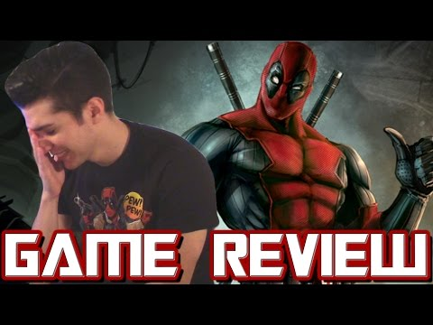 Deadpool Game Review