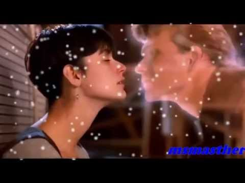 Demi Moore and Patrick Swayze Ghost