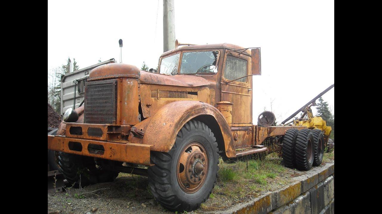 1944 Peterbilt Truck Youtube