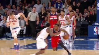 John Wall Seals Win with Steal and Slam | 01.19.17