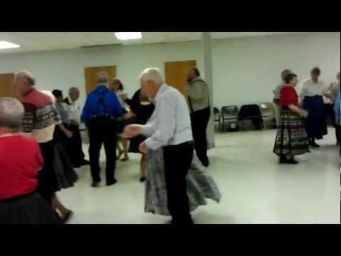 Square Dance in Wichita, Kansas at West Side Steppers with Tom Roper caller VIDEO0380.3gp