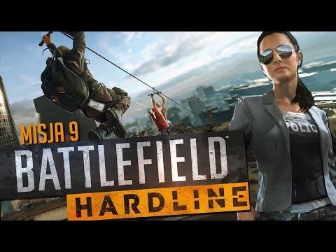 #12 Zagrajmy w Battlefield Hardline PL Nurkowanie w windzie 1080p 60 FPS