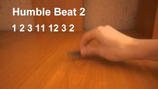 Pen Tapping - Humble Beat 2 - #14