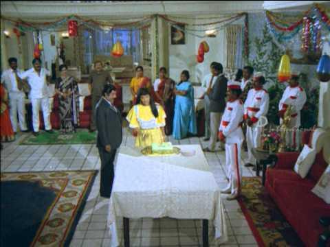 Anbulla Appa | Tamil Movie Comedy | Sivaji Ganesan | Nadhiya | V K Ramasamy