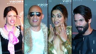 xXx Return Of Xander Cage India Premiere | Red Carpet | Vin Diesel | Deepika Padukone